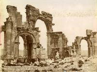 Arco di trionfo, Palmira